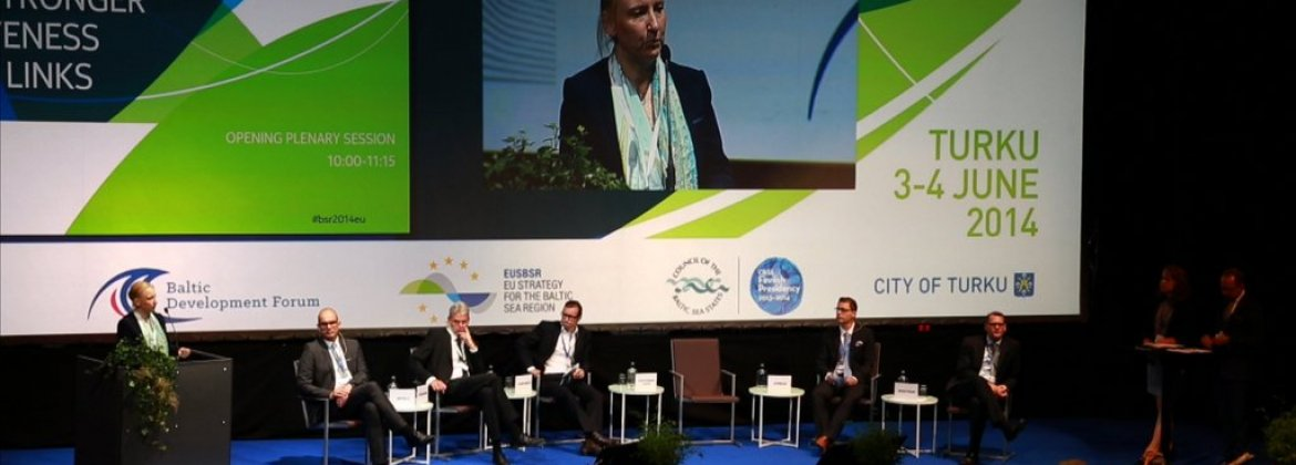 Videos from the Annual Forums of the EUSBSR