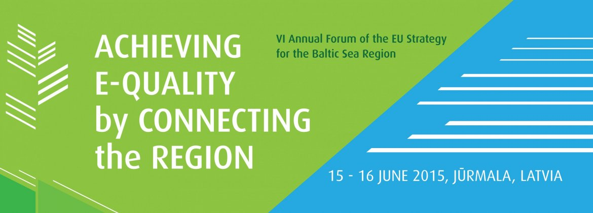 VI Annual Forum of the EUSBSR