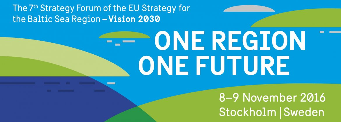 The 7th Strategy Forum of the EUSBSR