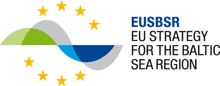 EUSBSR logo for light backgrounds