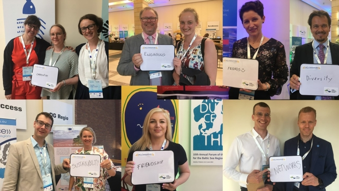 10 Years of EUSBSR Cooperation - Let's highlight people behind the results!